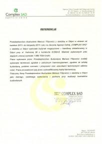 COMPLEX SAD - Gdynia Hutnicza