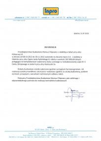 INPRO - Dom Zdrojowy Jastarnia
